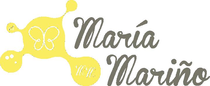 Maria Mariño Logomarca