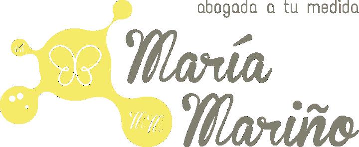 Maria Mariño Logomarca frase 2