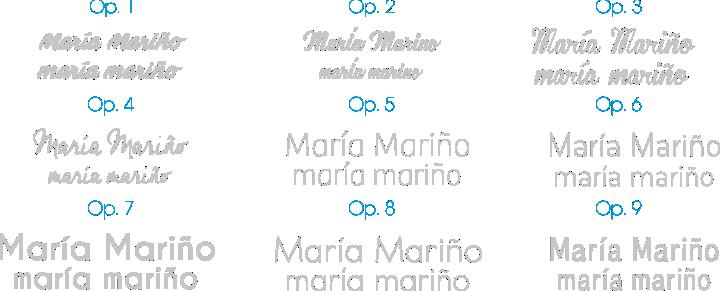 Proceso creativo Maria Mariño 2