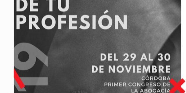 I Congreso de la Abogacía Independiente Córdoba 2019