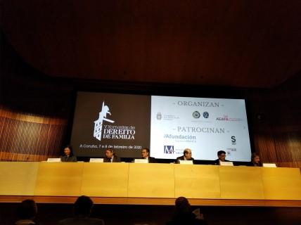 Jornadas de Derecho de Familia en A Coruña