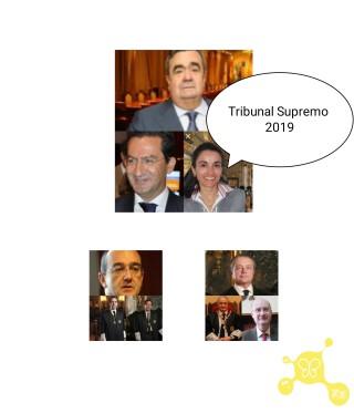 SENTENCIAS DEL TRIBUNAL SUPREMO  EN 2019 EN MATERIA DE SUCESIONES