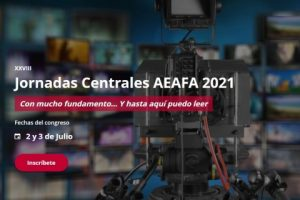 Maria Mariño| Jornadas Centrales Aeafa